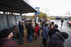 Vėlinių dienomis – papildomi autobusai ir troleibusai