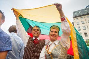 Socialinis projektas kvies dainomis suvienyti Lietuvą