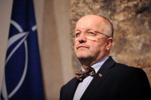 J. Olekas: Lietuvos kariai turi likti Afganistane