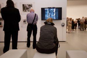 Nacionalinėje dailės galerijoje kūrinius galima užuosti ir išgirsti