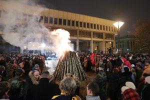 Lietuva tikrina pranešimus, ar Sausio 13-osios įtariamasis paspruko
