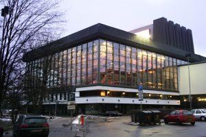 Ministerija stabdo finansavimą Operos teatro scenos rekonstrukcijai