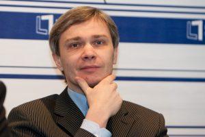 R. Paleckis apie LRT tyrimą: tai yra politinė kontrolė
