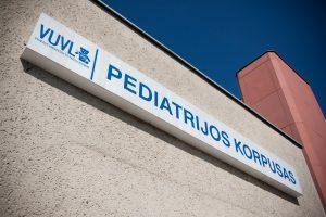 Teismas: Vaikų ligoninės rekonstrukcijos konkursas – neskaidrus