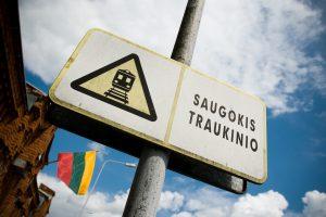 Rokiškio rajone traukinys mirtinai sužalojo žmogų