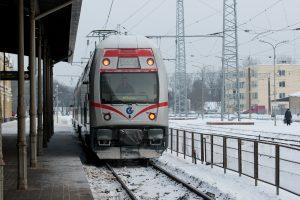 Lenkijos geležinkelių vadovas K. Maminskis: metas vėl atsigręžti į traukinius