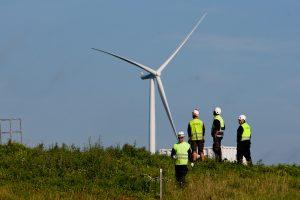 Aplinkosaugininkai pritarė vėjo jėgainių parkui prie Kruonio HAE