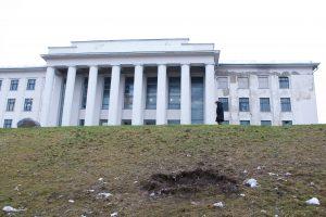 Profsąjungų rūmų išpirkimo kainą nustatys teismas