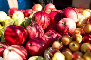 Sausra atsiliepė lietuviškų obuolių derliui, tačiau ne jų kainai