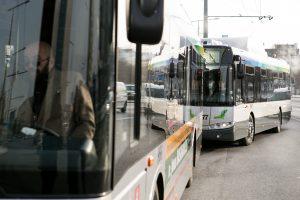 Didžiųjų miestų viešojo transporto vizijos skiriasi