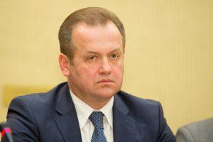Neskelbiama, ar VSD turi naujų duomenų dėl A. Skardžiaus ryšių Baltarusijoje
