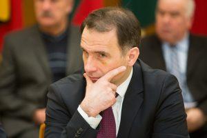 """R. Masiulis: situacija """"Lietuvos geležinkeliuose"""" kaista, tuoj bus naujas vadovas"""