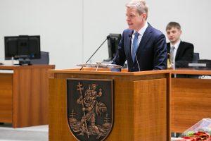 Vilniaus taryba  ketina atsisakyti popierinių dokumentų