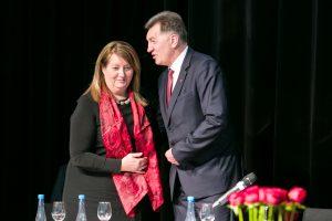 V. Blinkevičiūtė atsisakė dalyvauti socialdemokratų pirmininko rinkimuose