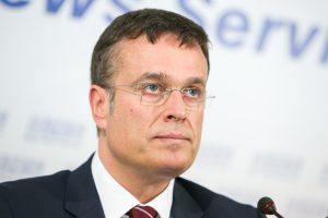 V. Šapoka: D. Bradausko veiklos tyrimas bus baigtas netrukus