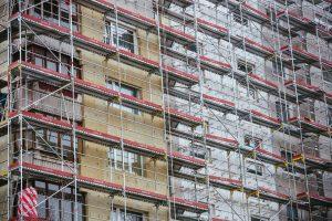 Renovacijos kokybei užtikrinti – papildomi saugikliai