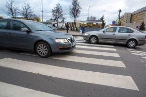 Keičiasi kelių eismo taisyklės: naujovės – jau nuo lapkričio