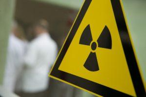 Ramina: dėl sprogimo Pracūzijos elektrinėje Lietuvai grėsmės nėra