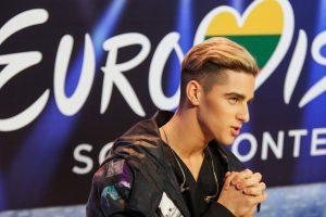 """Šįvakar """"Eurovizijoje"""" pasirodys Lietuvos viltis D. Montvydas"""