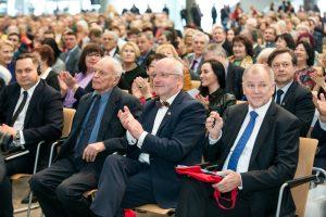 V. P. Andriukaitis: socialdemokratų reitingo smukimas nėra tragiškas
