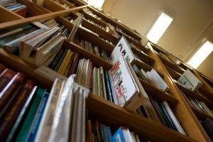 Vyriausybė: daugiau lėšų kitais metais gaus bibliotekos