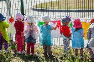 Dėmesio: pradedami skelbti į Vilniaus darželius priimti vaikai