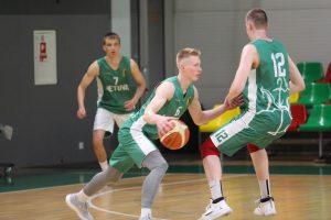 Lietuvos jaunimo krepšinio rinktinė išvyko į turnyrą Kinijoje