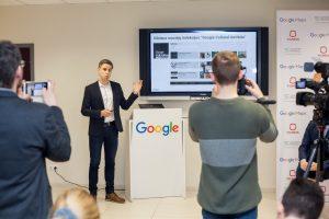 """Vilniaus viešasis transportas – jau ir """"Google Maps"""""""