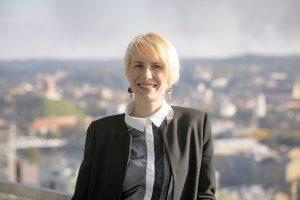 """Už turizmą sostinėje atsakingai """"Go Vilnius"""" vadovaus I. Romanovskienė"""