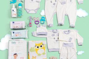 Suskubkite: dovanojami paskutiniai kūdikių kraiteliai