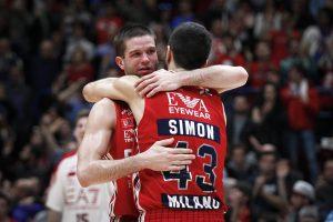 M. Kalnietis ir R. Kaukėnas buvo rezultatyviausi savo komandose