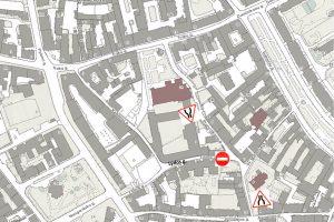 Dėl planuotų darbų Lydos gatvėje – laikini eismo ribojimai