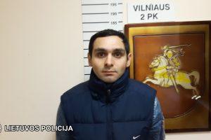 Romas iš Baltarusijos Lietuvoje vertėsi vagiliavimu