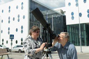 Vilniečiai išvydo retą astronominį reiškinį