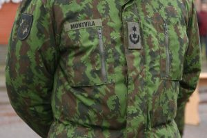 Gynybos atašė Rusijoje bus skiriamas P. Montvila