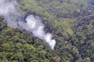 Kolumbijoje sudužus sraigtasparniui žuvo 16 policininkų