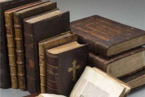 Nacionaliniame muziejuje – retų ir senųjų knygų paroda
