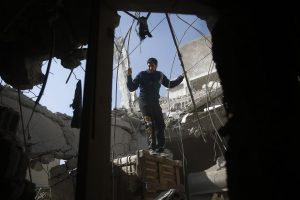 JAV didina paramą Sirijos opozicijai