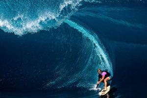 """""""Pasaka"""" žada ekstremalų pabėgimą į bangas kine"""