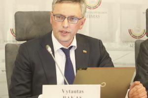 NSGK vadovas siūlys išslaptinti gautus naujus VSD atsakymus