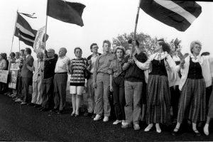 Šiauliai Baltijos kelio ir Laisvės dienas minės keturių dienų renginiais