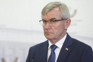 V. Pranckietis tikisi rasti sprendimą dėl skolinimosi gynybai ir partijoms