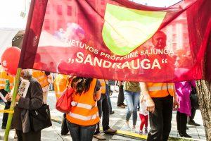 Gyventojai galės dosniau paremti profesines sąjungas