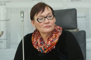 A. Maldeikienė turi pasiūlymą dėl suskilusių partijų finansavimo