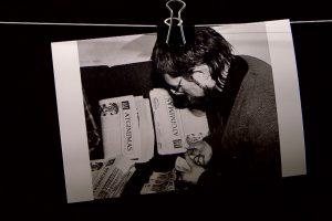 Sąjūdžio mįslės: kaip žurnalistas tapo milijonieriumi