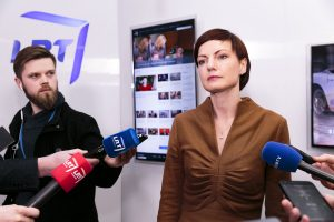 LRT vadovė: R. Karbauskio pataisos užprogramuos neveiksnų LRT valdymą