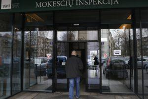 VMI už 1,1 mln. eurų atnaujins elektroninio deklaravimo sistemą