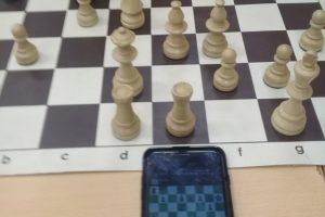 Vilniuje vykęs šachmatų turnyras neapsiėjo be kuriozų
