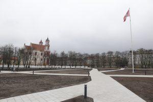 R. Karbauskis: Lukiškių memorialas neatitinka paveldosaugos reikalavimų