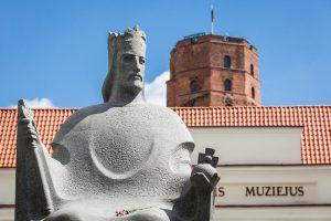 Valstybės dieną Lietuva pagerbs savo vienintelį karalių